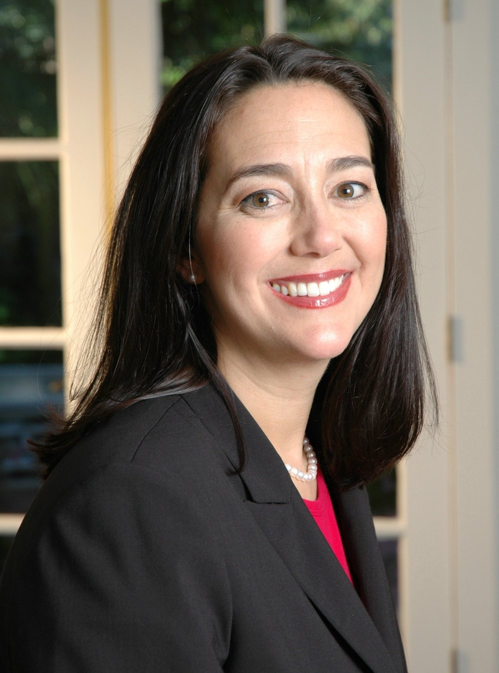 Erin Gruwell, founder of the Freedom Writers Foundation.