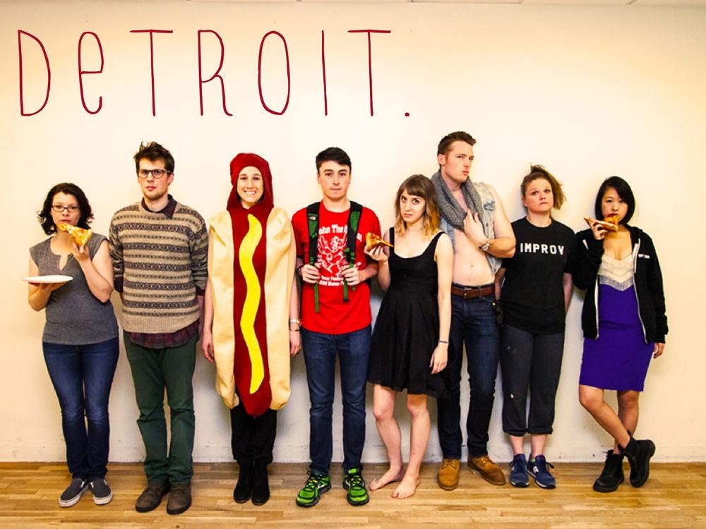 Morgan Miller, Detroit Improv, Ucb Theatre