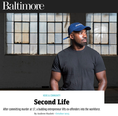 Profile: social entrepreneur Chris Wilson - Baltimore Magazine     This piece started as a straightforward profile of a man I met through the Baltimore social innovation community. After some long interviews and a lot of reporting, I realized I'd only be capturing a few turning points in a remarkable life story that is still in progress. I look forward to the book Chris is writing that will do justice to his difficult and inspiring journey. [more]