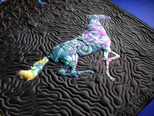 Animated Horse Quilt (Original Size) — Theodore Gray : quilt horse - Adamdwight.com