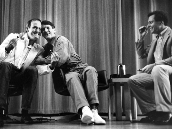 John Cleese, Michael Palin