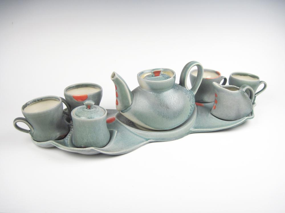 Tea Set Schwartzkopf