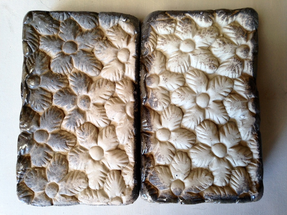 5.) Fired Glaze Reclaim Bricks!