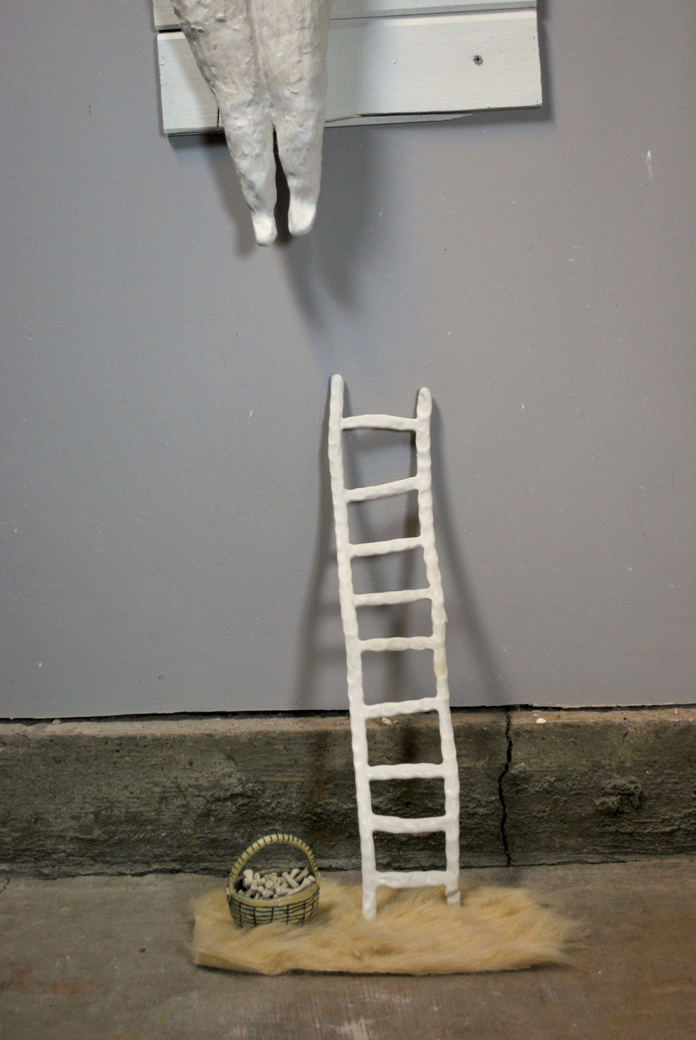 Ladder Ghost