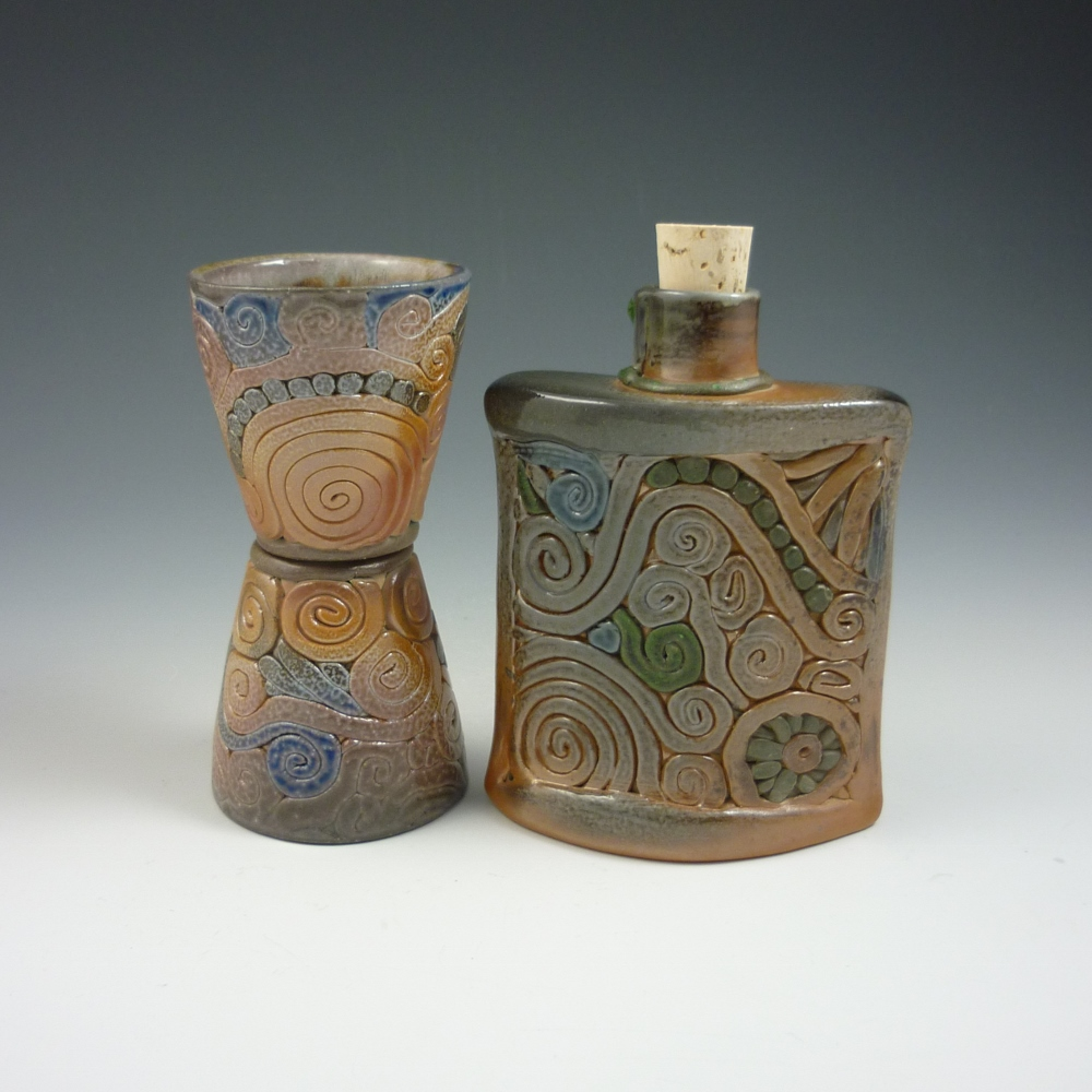 Soda-fired Drink Set