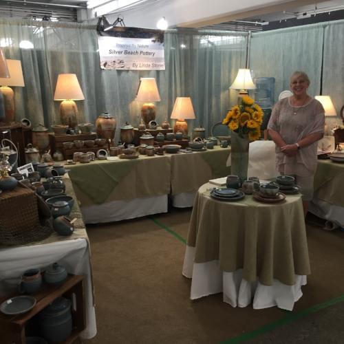 Linda Stone - Silver Beach Pottery