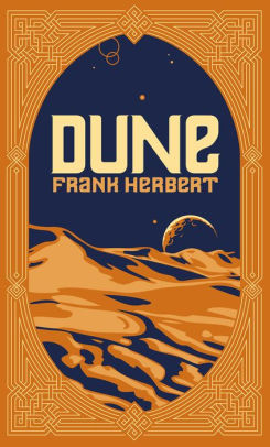 Dune - Recommended by Joe Wilkinson
