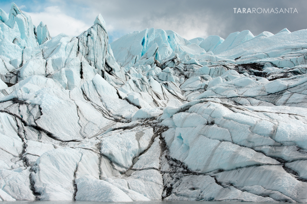 Before moving to Alaska, I had no idea how photogenic glaciers could be!