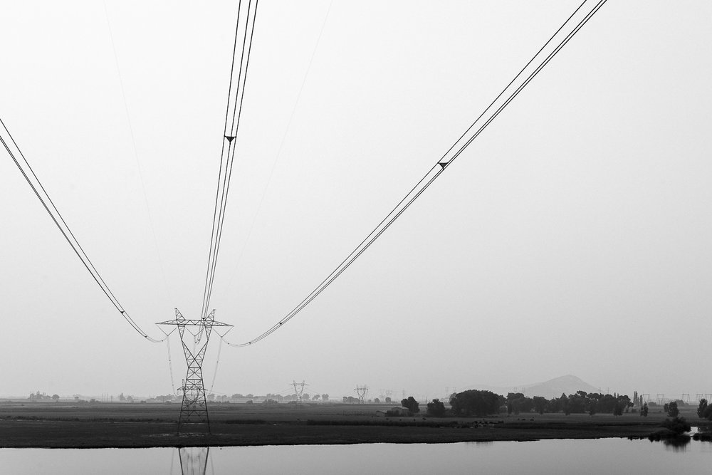 power lines