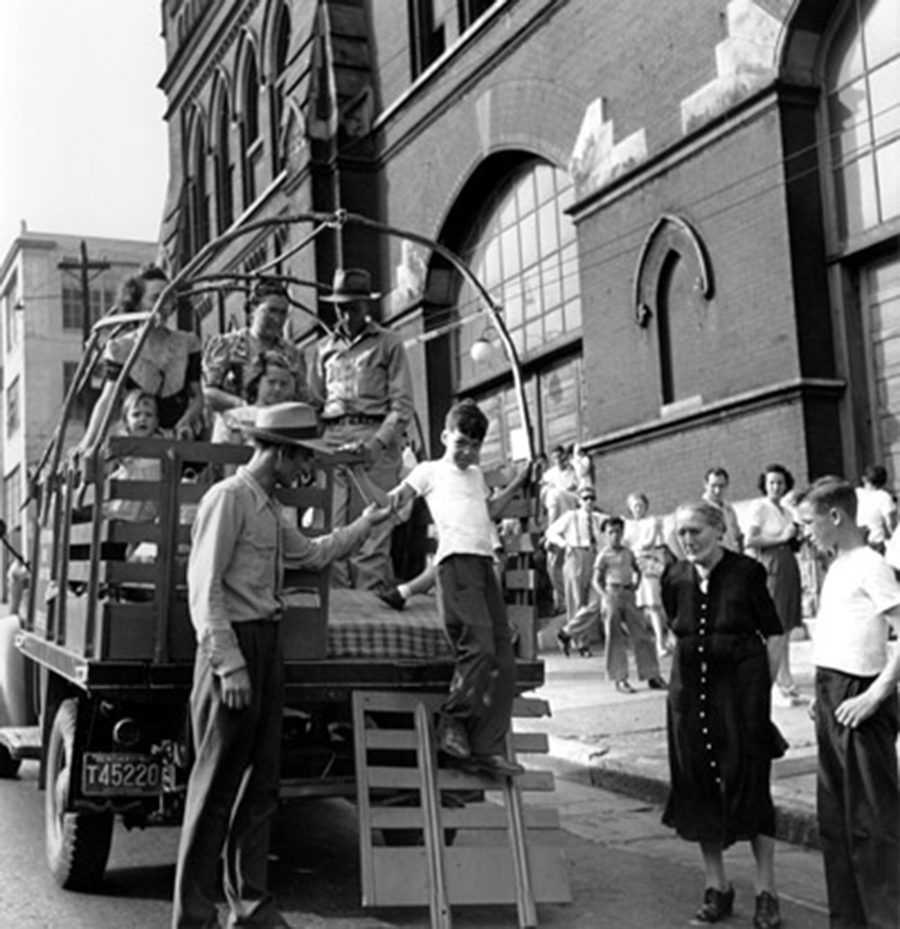Arriving, Opry Series 1946