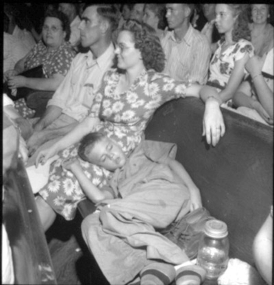 Napping, Opry Series 1946