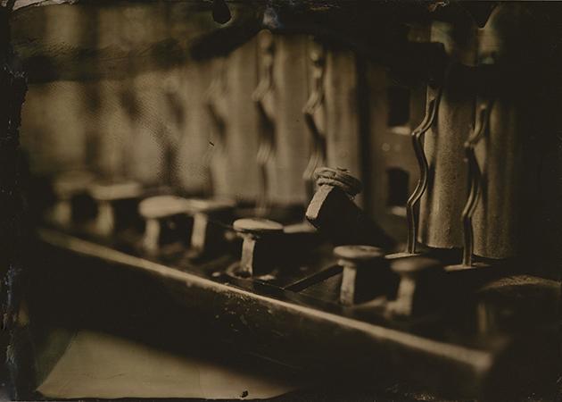 Concertina Detail 1