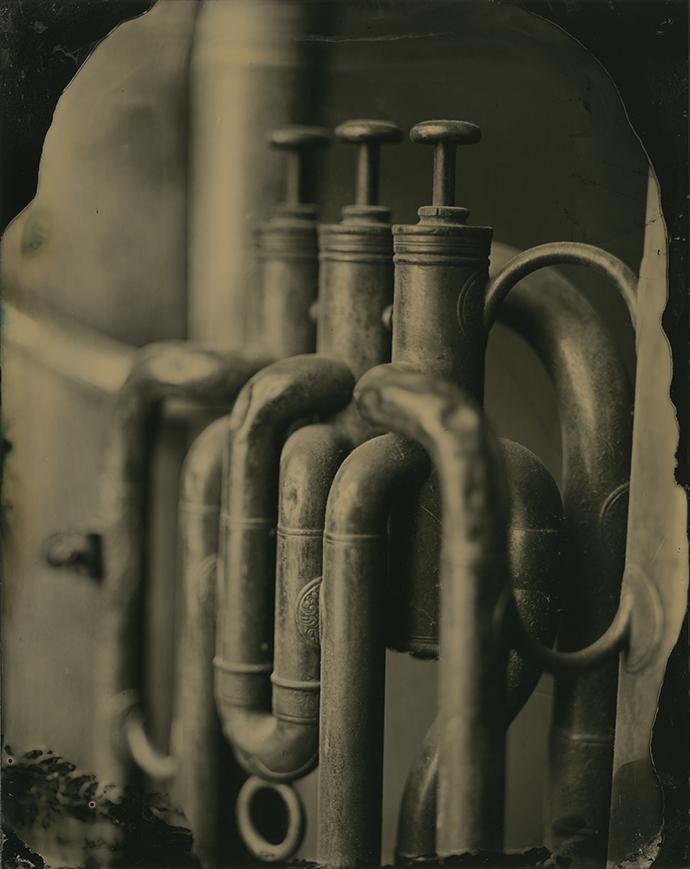 Tuba Detail 4
