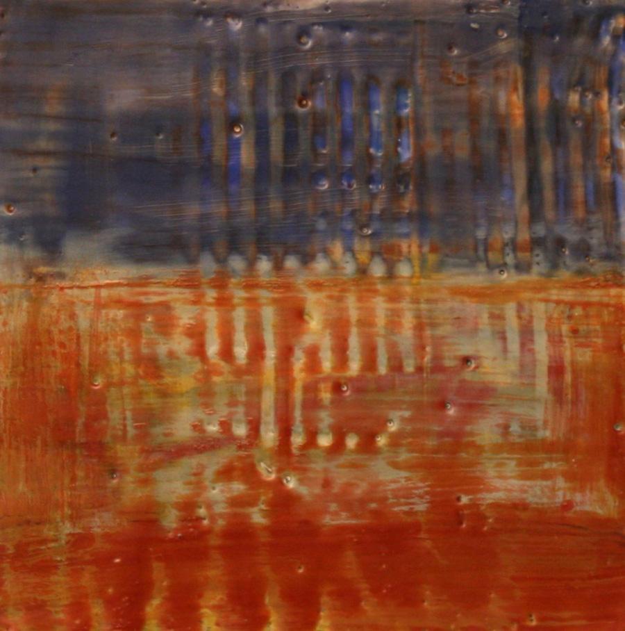 Crimson Horizon Study #4