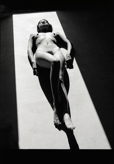 Nude Laying Down, 1990's
