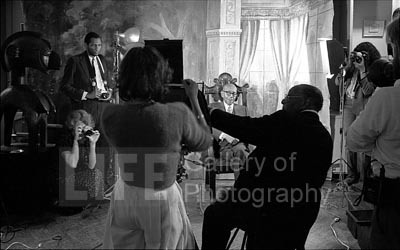 James Van DerZee Photographs Eubie Black, NYC, 1981