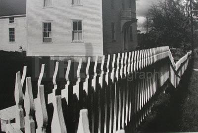Shaker Fence, 1966