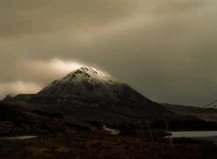 The First Minute of My Affair with Errigal