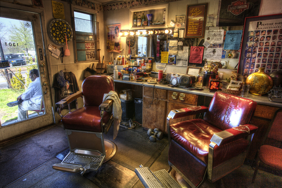 J.B.'s Barbershop