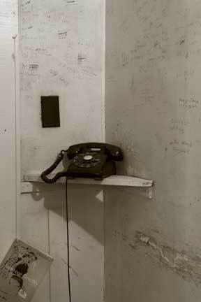 William Faulkner Home, Telephone