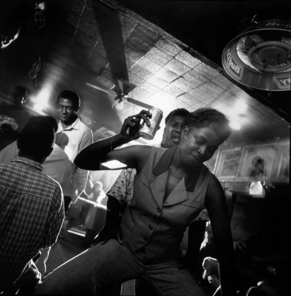 Junior Kimbrough Series: Dancers At Junior's IV
