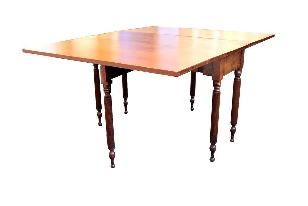 Antique Cherry Oak Table