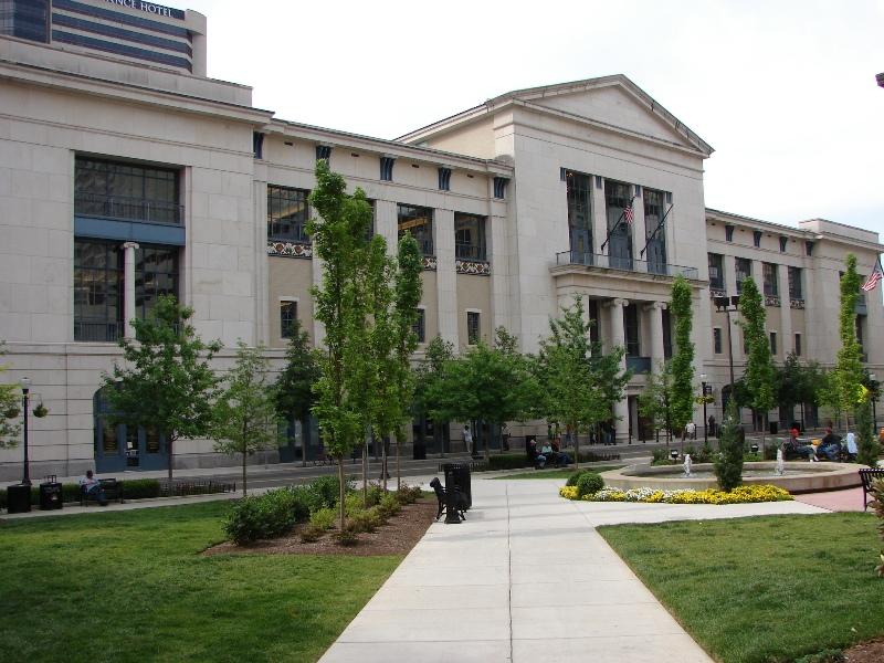 Nashville Public Library (Main)