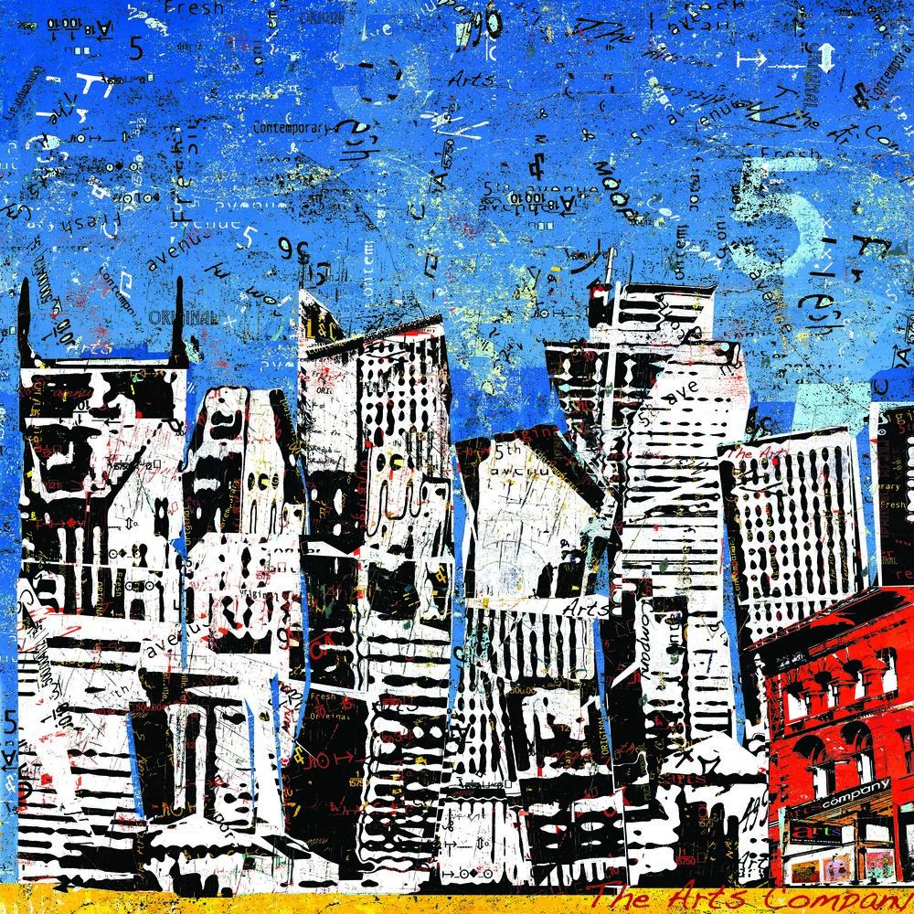 New Nashville Skyline 2015 with TAC