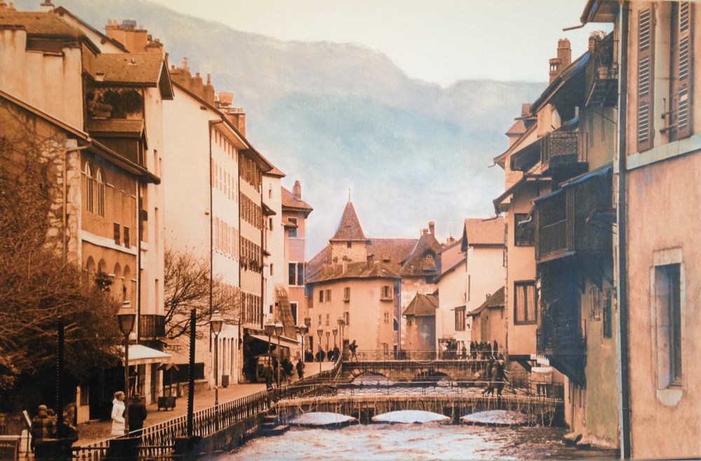 Journey Through Old Towne Annecy