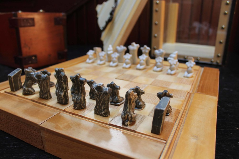 Horse Chess Set
