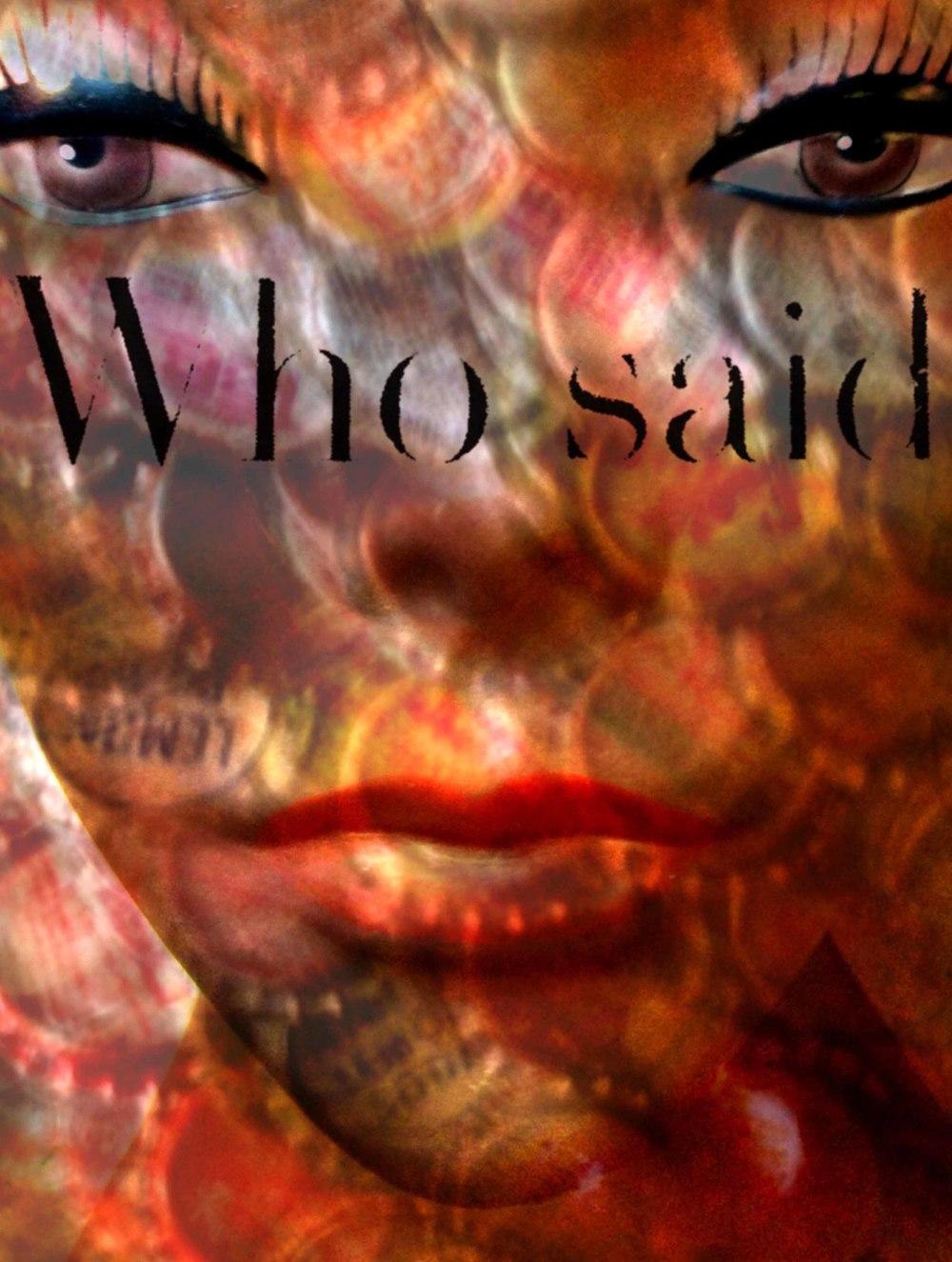 Who Said