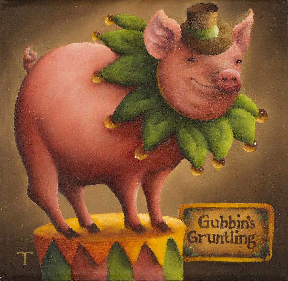 Gubbin's Gruntling