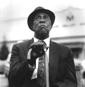 Rev. Leon Pinson, Clarksdale, MS 1993