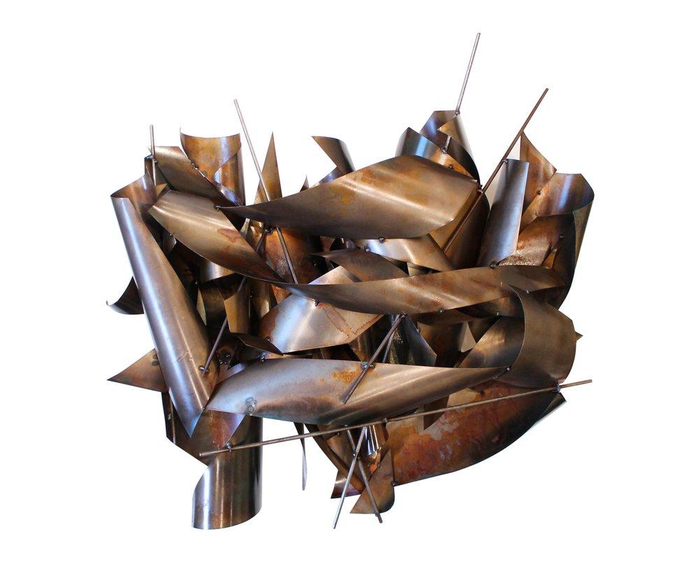 Steel Assemblage #10