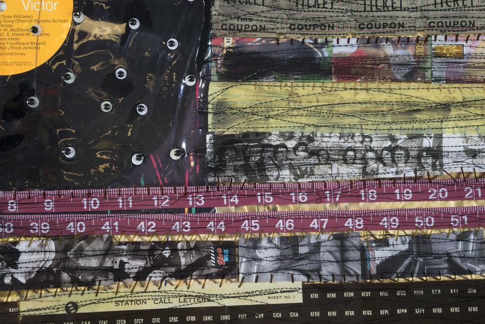 Her Flag XIV detail
