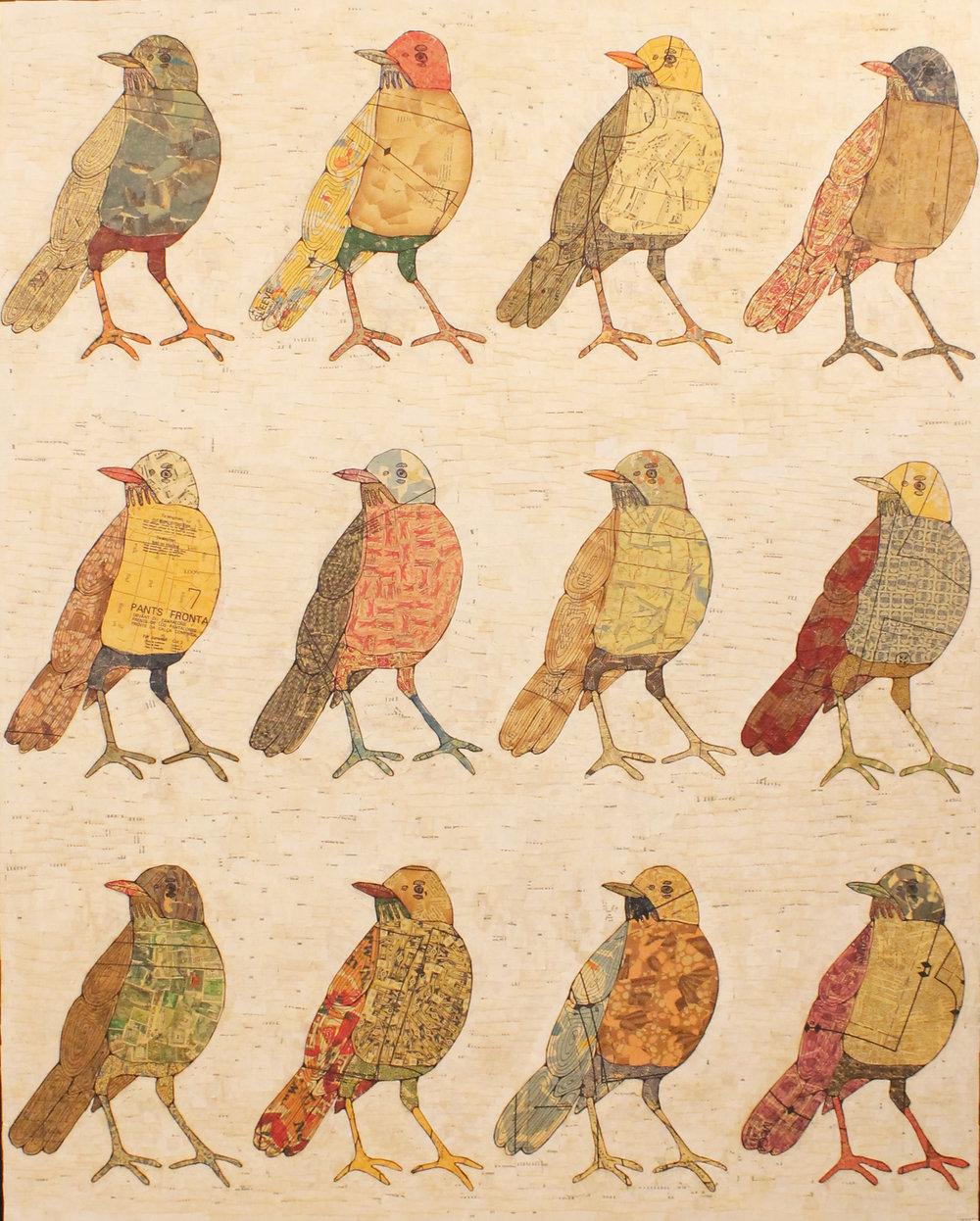 Twelve Birds III
