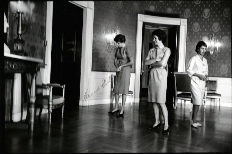 Jackie Kennedy Redecorates the White House 5