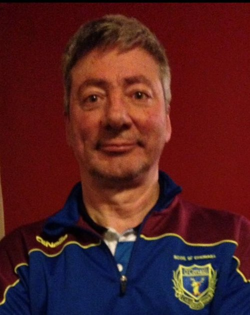 A one time member of Ballymun Kickhams, this man saw some sense and decided to don the Scoil colours instead.  He's the brains behinds our Scoil Ladies and has a new found fondness for success.....