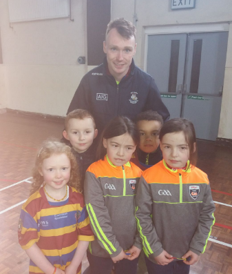 Nursey Players of the Week Fiada, Gene, Aisling, Orla and Abdullah!   Maibh Sibh!