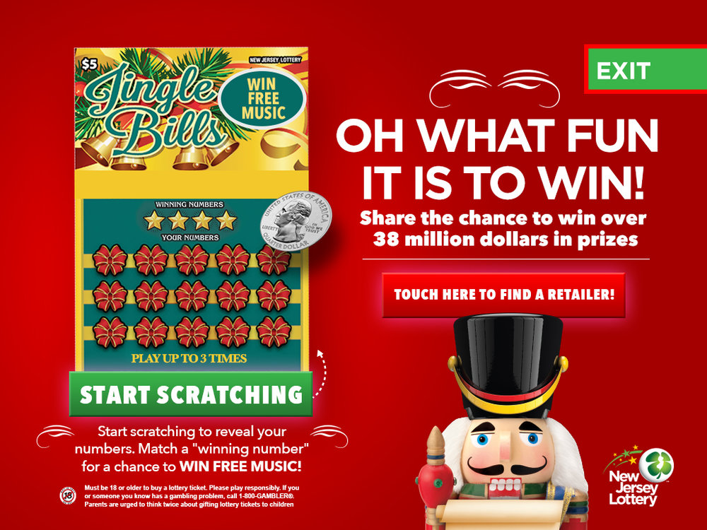 New Jersey Lottery Holiday
