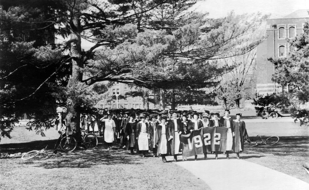 Vassar College class of 1922