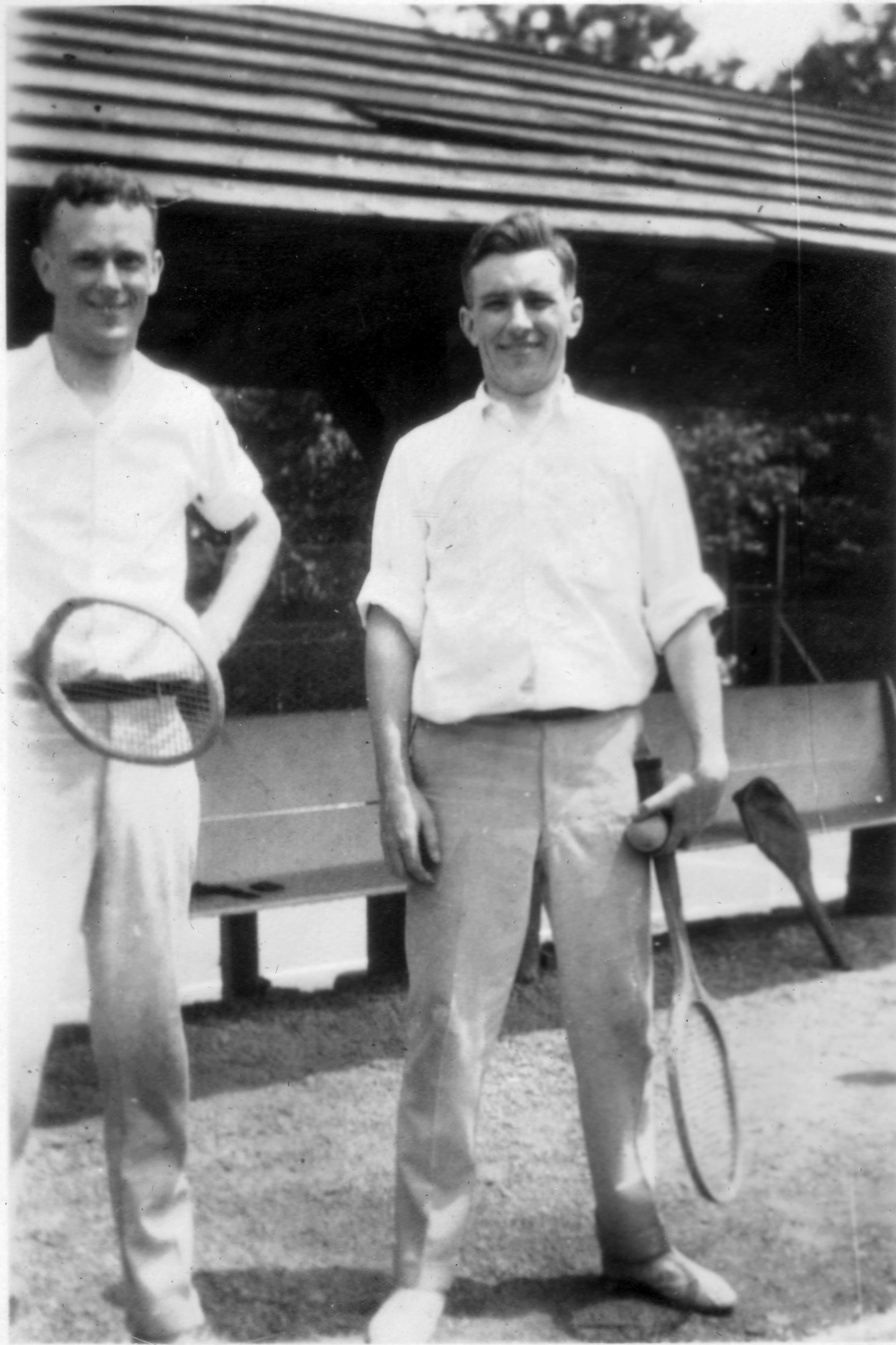 Walter Dickinson and Paul Furnas