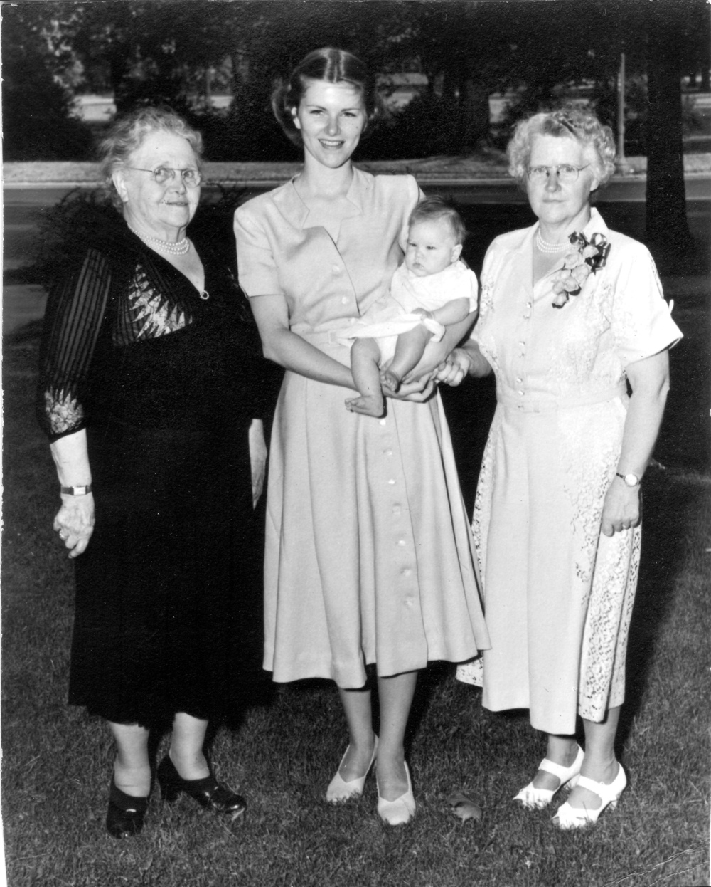 Four matrilineal generations