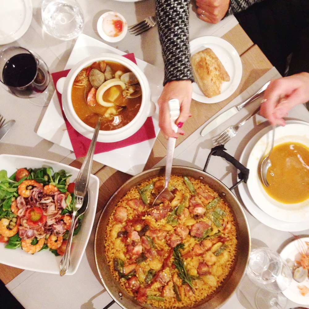 Paella! Madrid, Spain 2015