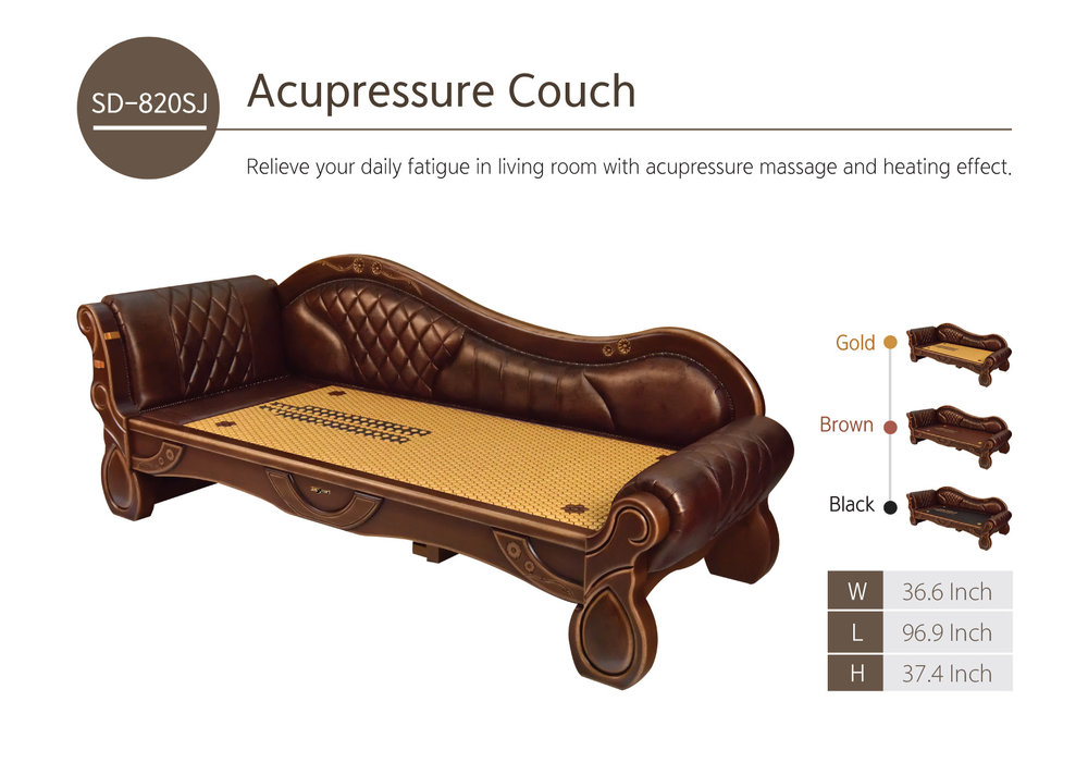 kawaii 3h sd-820sj  / acupressure couch /  mSRP $8,999