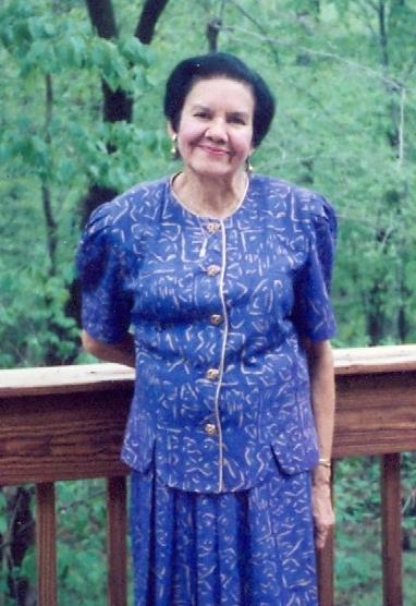 Carmen La Chavez, Our Inspiration