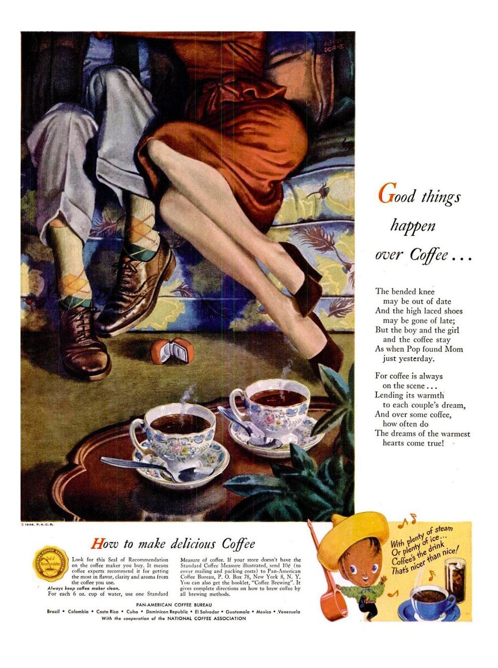 1948-1 Pan-American Coffee Bureau LIFE Jan 12, 1948 ~ Albert Dorne.jpeg