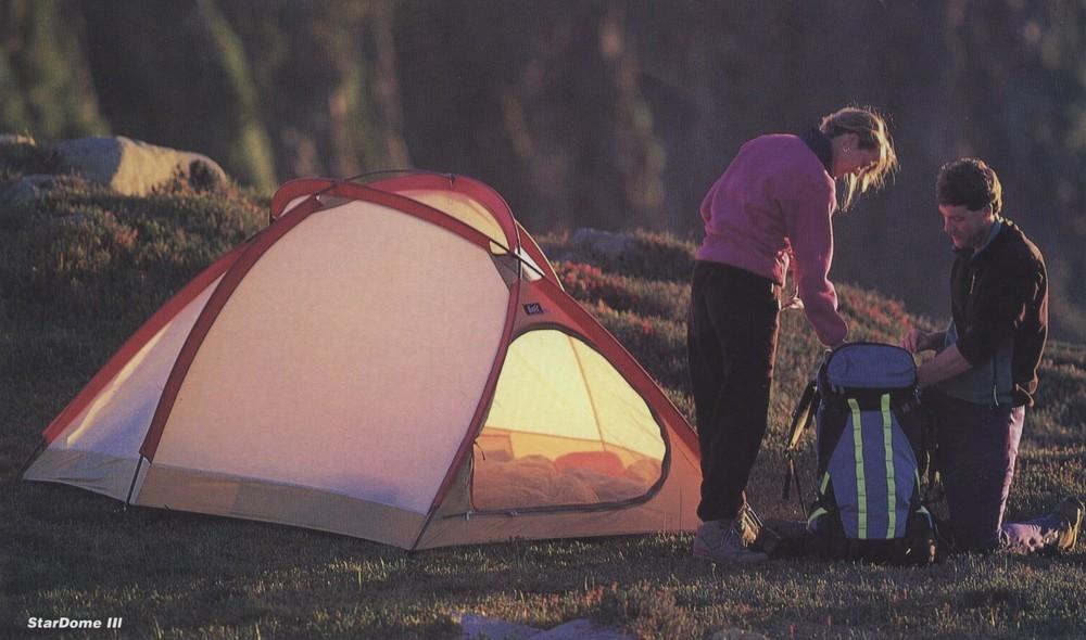 Moss Stardome Tent III