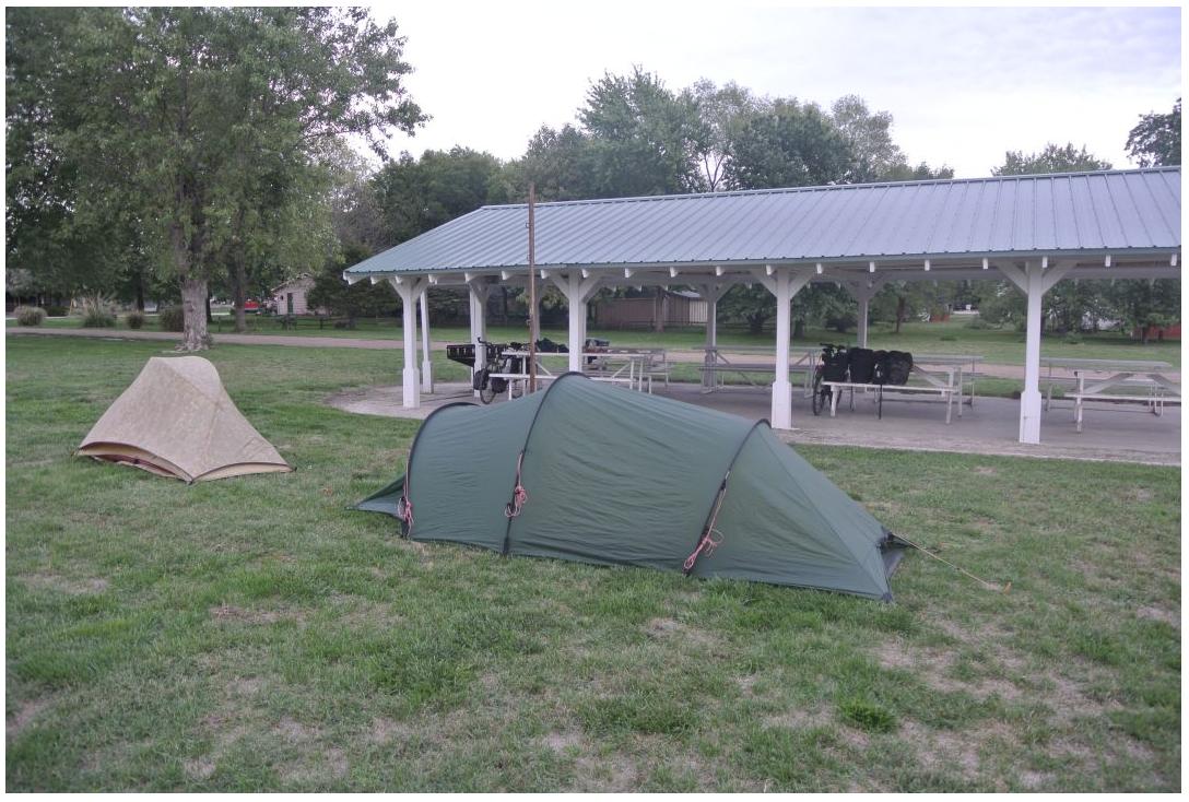 Bill Moss Starlet Tent
