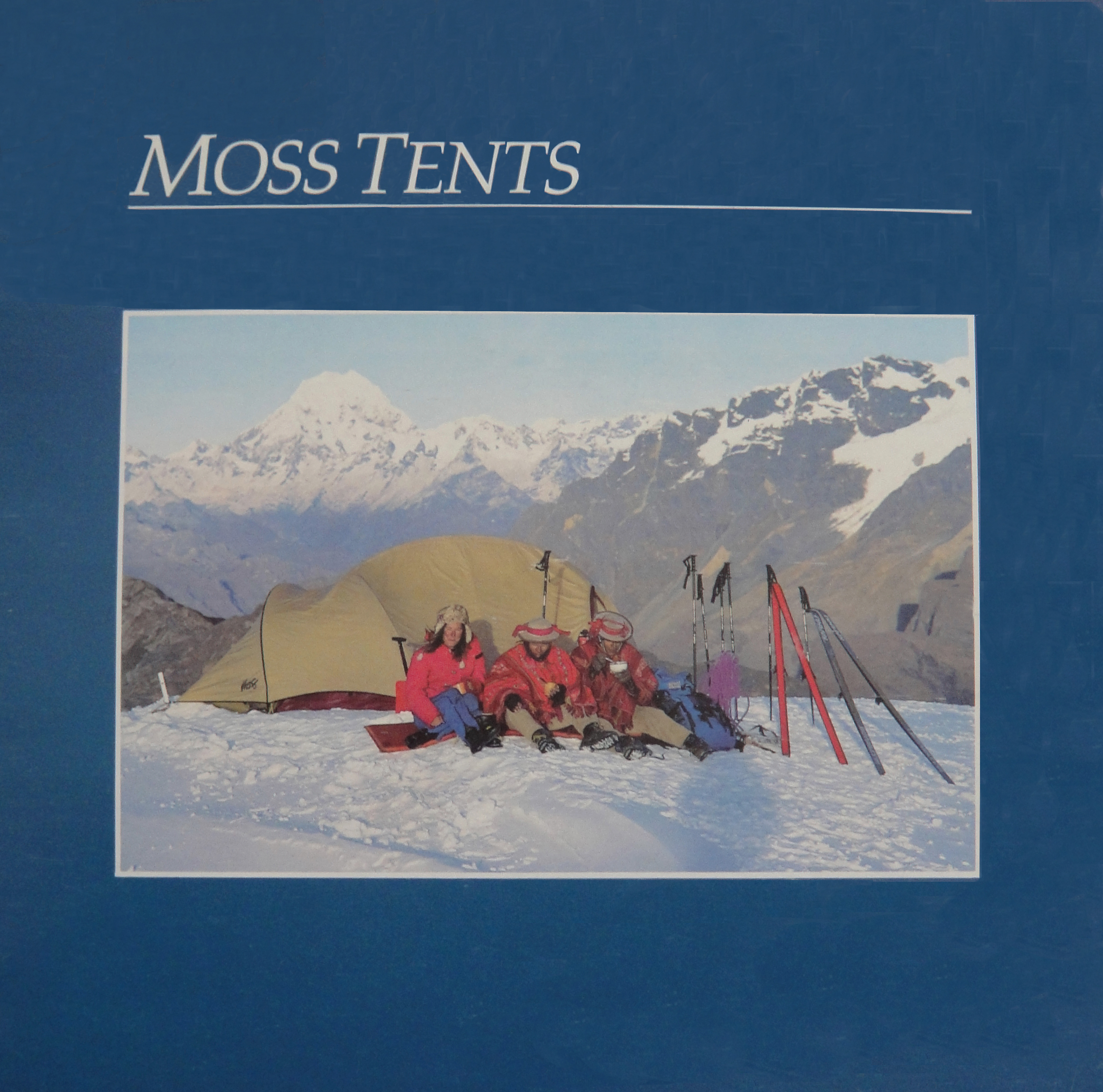 A Happy New Year from Bill Moss Tents